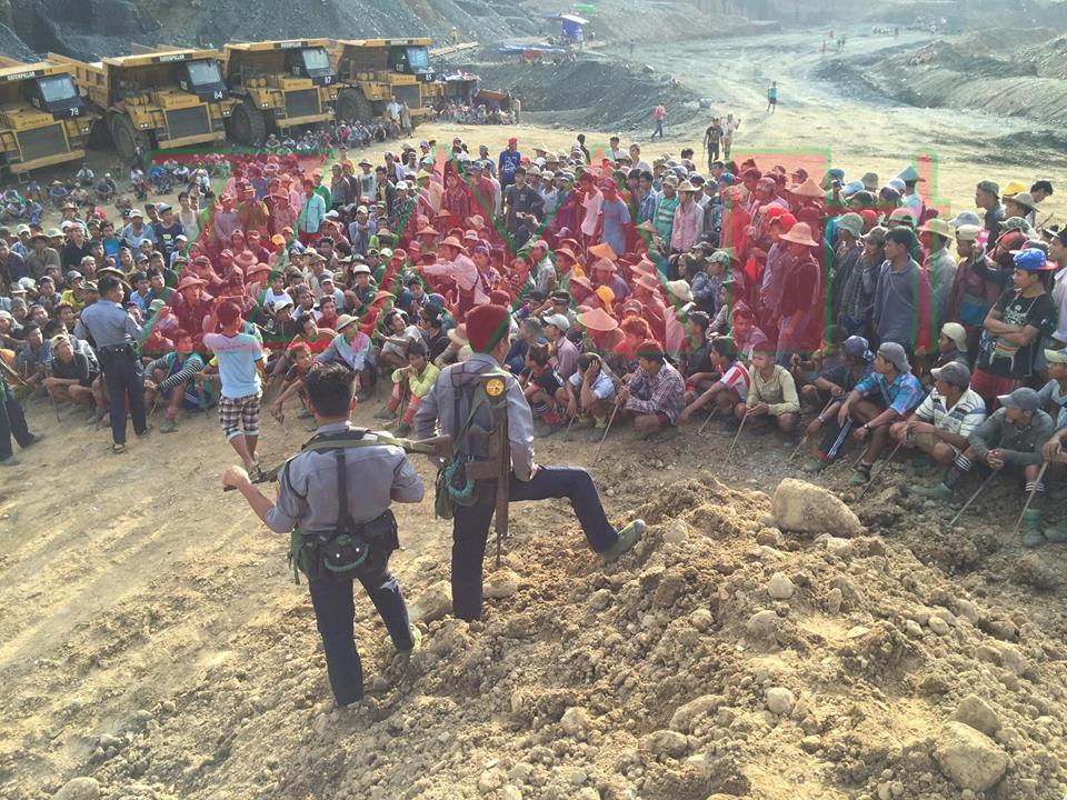 Jade miner, 18, shot dead in Hpakant