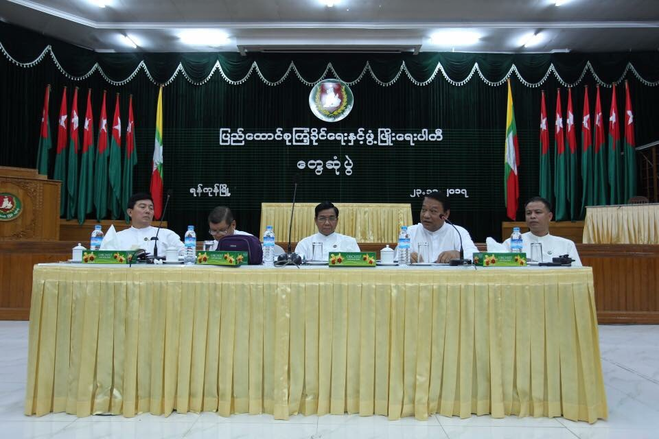 Election Commission rejects USDP accusation of bias