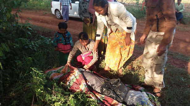 'They beat him with sticks,' says villager of killing of land rights defender in Shan State