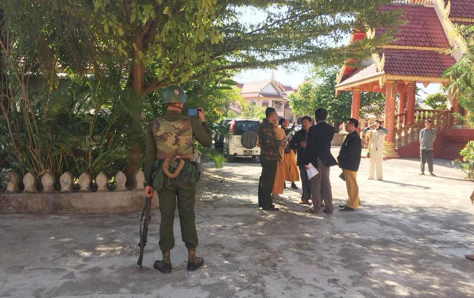 Burmese military bar Shan meetings