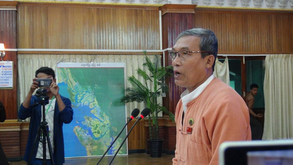 Mrauk-U crackdown: Rakhine chief minister says he's ready to defend himself