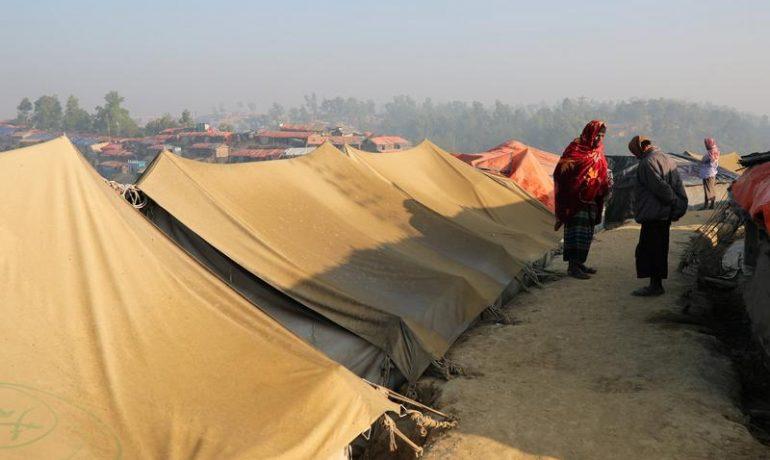 Burmese minister to visit Rohingya camps as Bangladesh seeks refugees' return