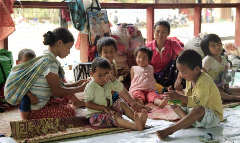 Left in limbo: Kachin IDPs face monsoon season dilemma