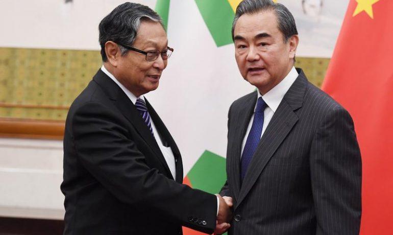 China says it feels Burma is ready to take back Rohingya