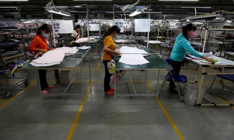 Rise of robots fuels slavery threat for Asian factory workers: analysts